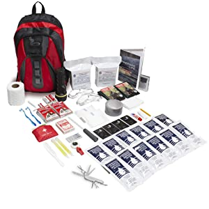 Emergency Zone The Essentials Complete Deluxe Survival 72-Hour Kit