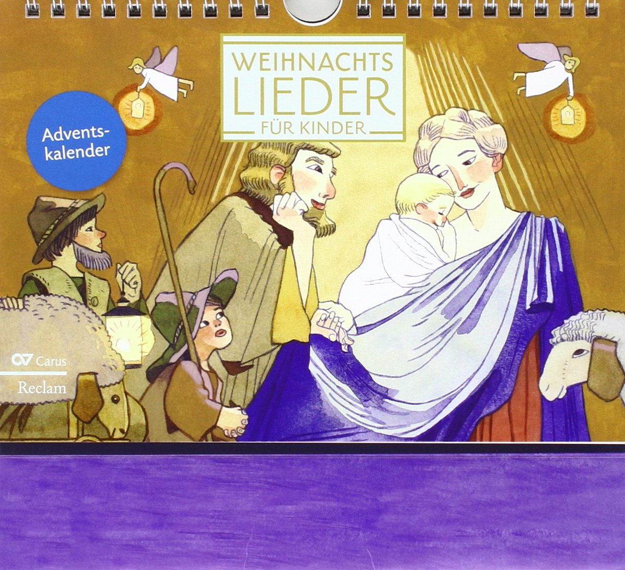 Weihnachtslieder für Kinder, Adventskalender: Amazon.de: Klaus K ...