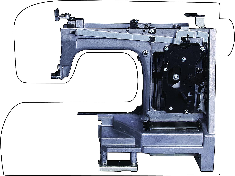 Singer Starlet 6680 - Máquina de coser electrónica (80 funciones de costura): Amazon.es: Hogar