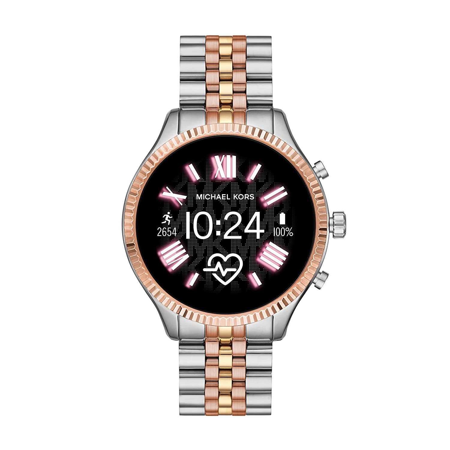 Michael Kors Access Lexington 2 Smartwatch- Powered with Wear OS by Google with Speaker, Heart Rate, GPS, NFC, and Smartphone Notifications