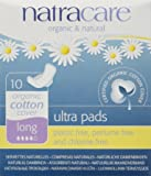 Natural Pads Ultra w/Wings Long 10 count