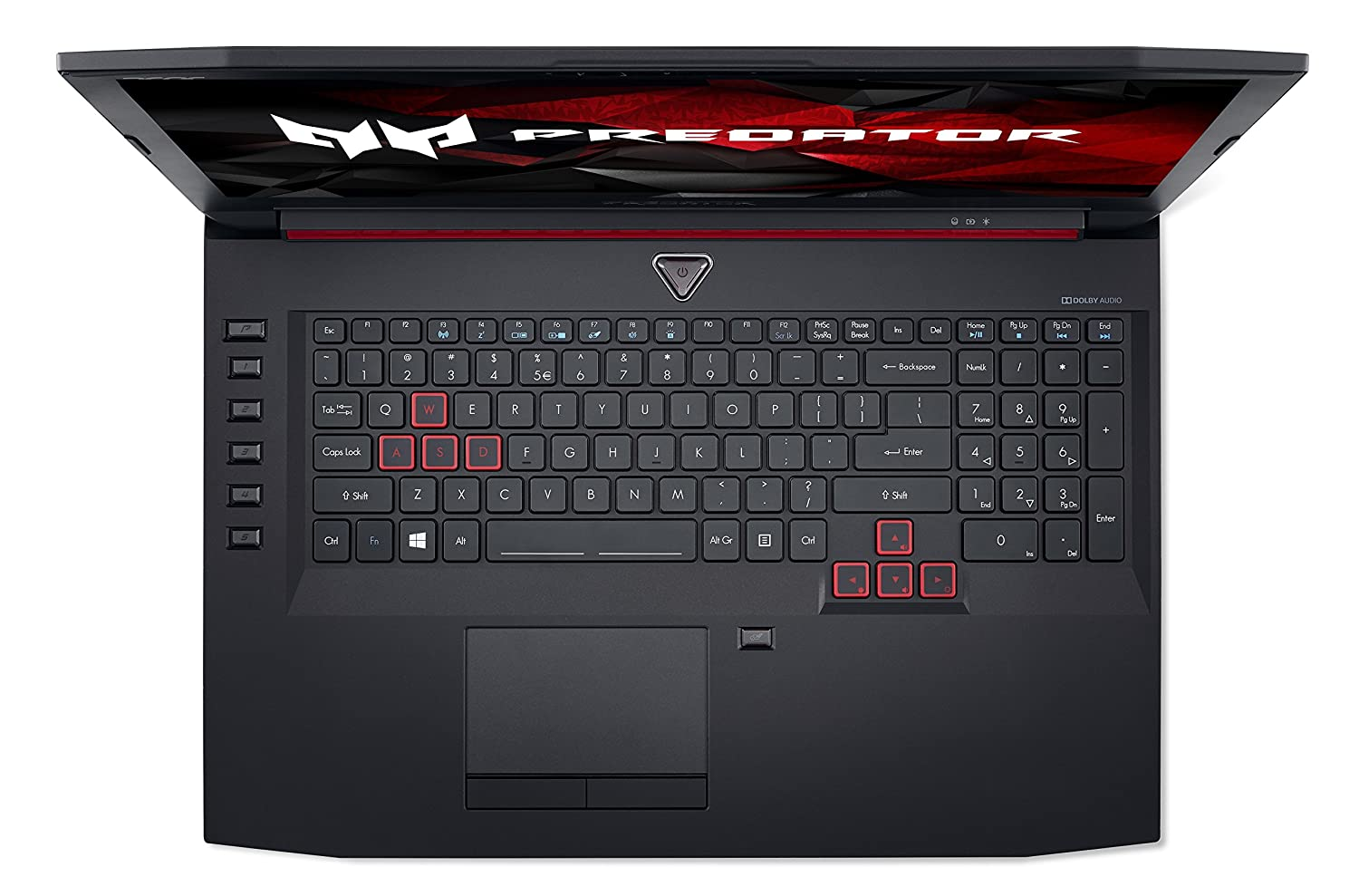 Acer Predator 17 G9-791-79HR Skylake Gaming-Notebook