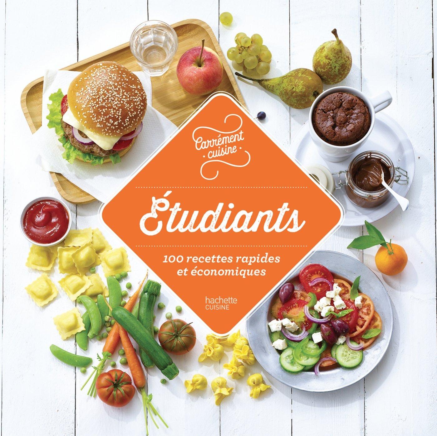 Amazon.fr - Etudiants 100 recettes rapides et économiques - Collectif -  Livres