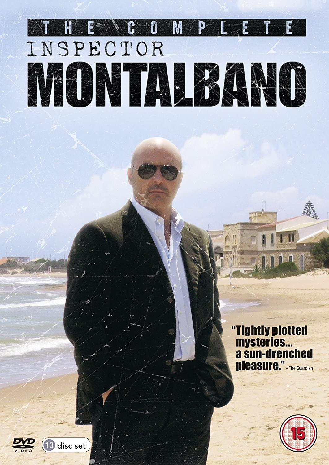 Complete Inspector Montalbano