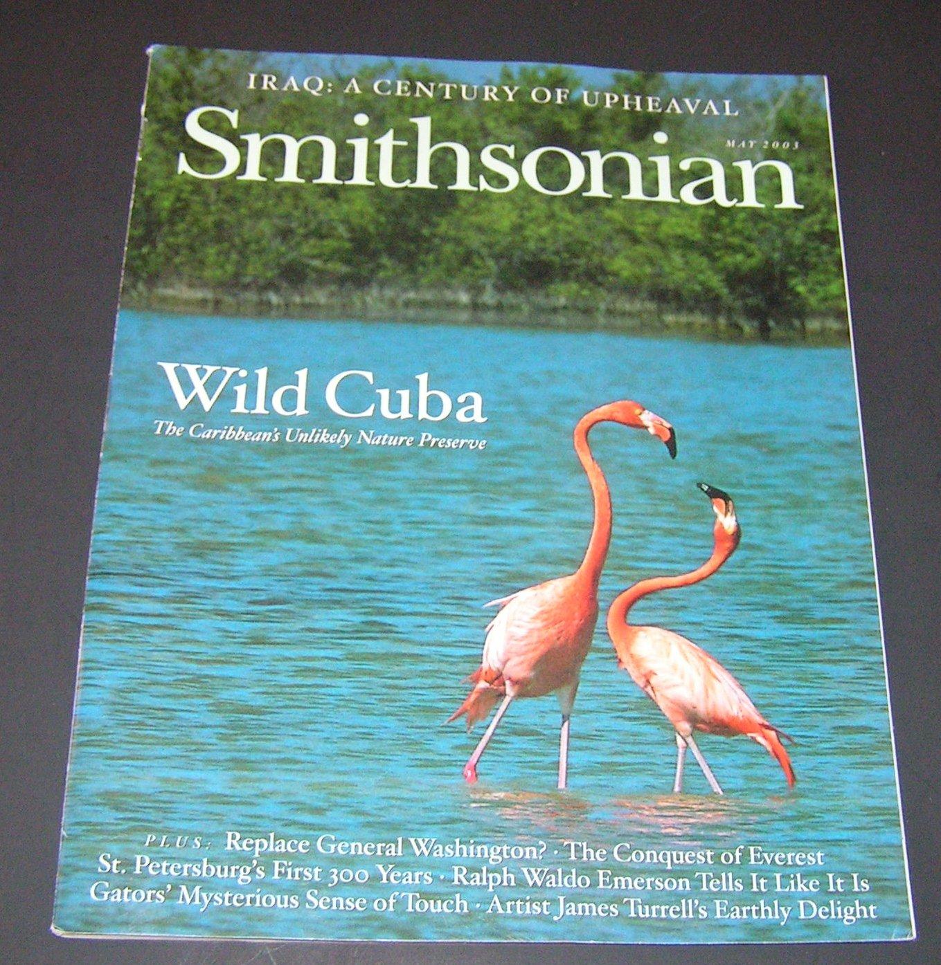 Download Smithsonian Magazine - Cuba - Iraq - St. Petersburg - May 2003 pdf
