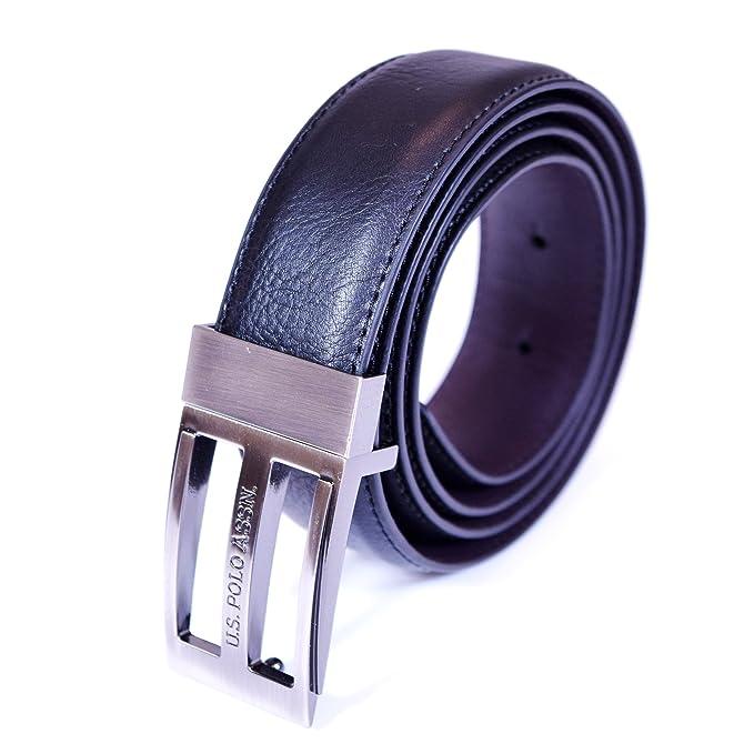U.S. Polo Assn. Hombre Cinturón - Multi - 42: Amazon.es: Ropa y ...