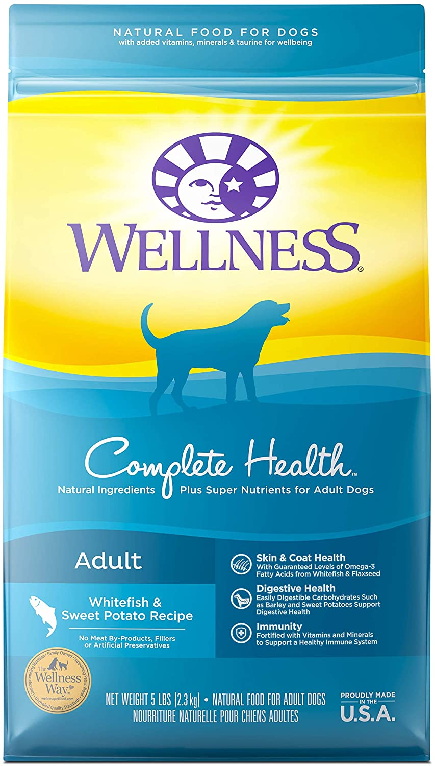 Wellness Natural Pet Food Complete Health Natural Dry Dog Food