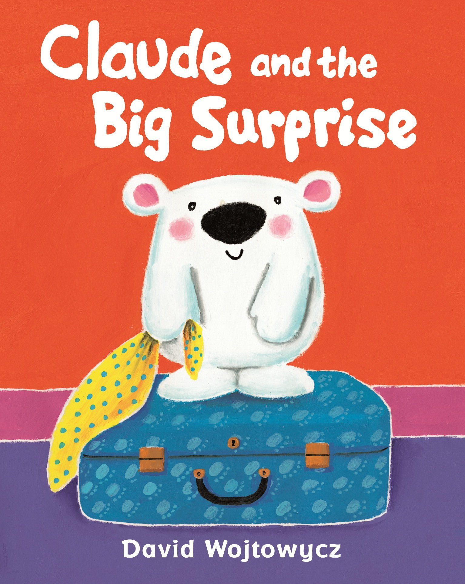 Read Online Claude and the Big Surprise ebook