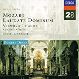 Mozart: Laudate Dominum/Vespers