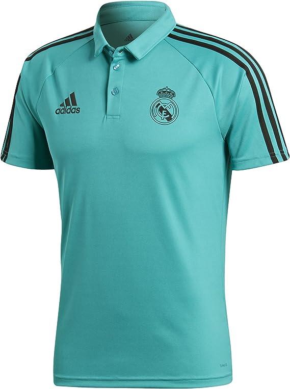 adidas Línea Real Madrid Polo, Hombre: Amazon.es: Ropa y accesorios