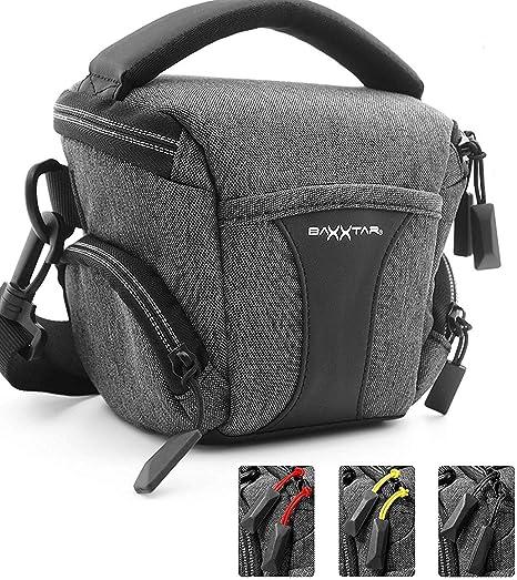 Cámara Cintura Hombro caso Bolsa Para Canon EOS M50 M100 M5 M6