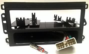 81N68gZ1LhL._SX355_ amazon com radio dash kit, wire harness and antenna adapter for  at gsmx.co
