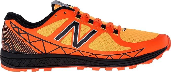 Black//Thunder New Balance Men/'s MTSUMV1 Trail Shoe 9.5 D US