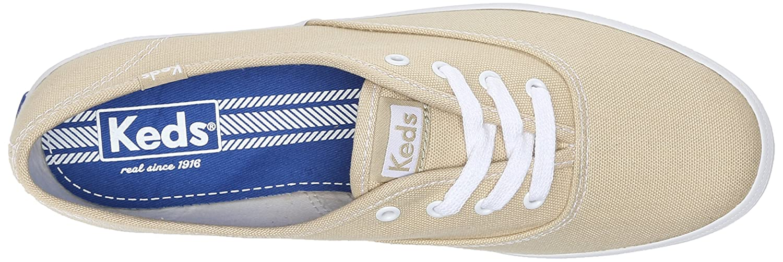 Keds Women's Champion Original M Canvas Sneaker B000ER7BGU 10 M Original US|Stone 1abc64