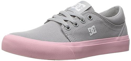 Zapatillas de skate Trase TX, gris / blanco, 13 M US Little Kid: Amazon.es: Zapatos y complementos