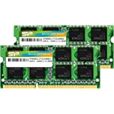 Silicon Power 16GB (2 x 8GB) Hynix IC Compatible for Apple DDR3L RAM 1600MHz (PC3 12800) 204 pin CL11 1.35V Non ECC Unbuffered SODIMM Laptop Memory Module - Low Voltage