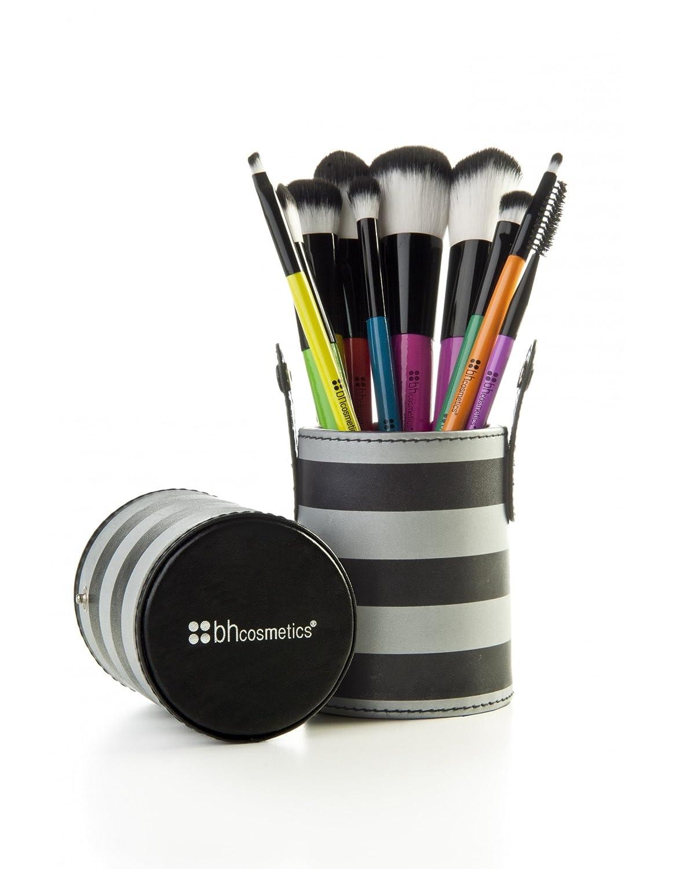BH Cosmetics 10 Piece Pop Art Brush Set by BH Cosmetics BH Pop Art