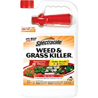 Spectracide Weed and Grass Killer RTU Trigger Spray, 1-Gallon