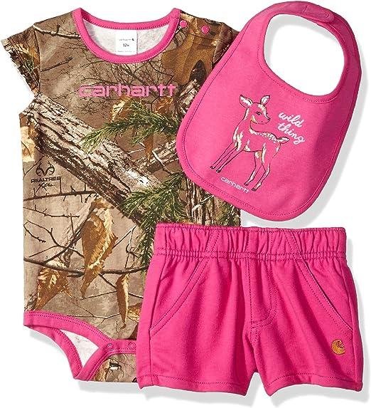 Carhartt Baby-Girls Sets Dress
