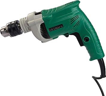 hitachi angle drill. hitachi dv13vss 13 mm impact drill (green) angle n