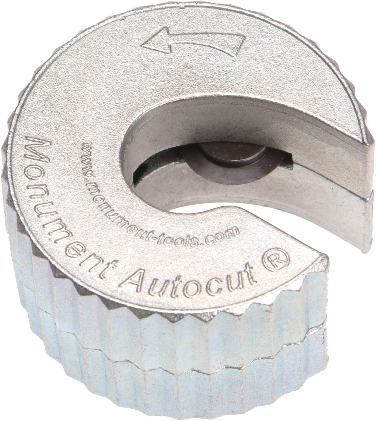 Monumento Cutter Autocut tubi di rame per 15 mm 22 mm e 28 mm