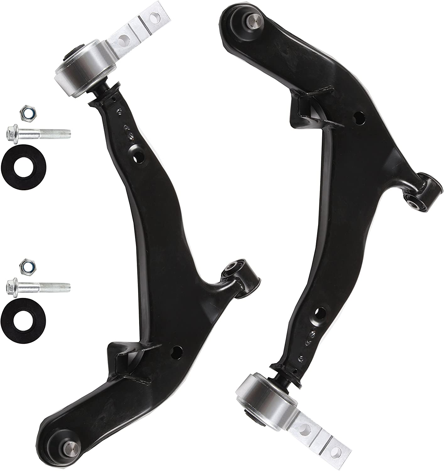 2003-2007 MURANO FRONT LOWER CONTROL ARMS WITH BALL JOINTS