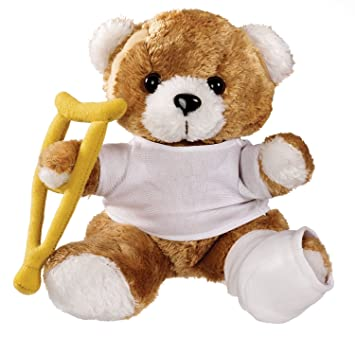 Prestige Medical 1849 Patient Bear 9-Inches
