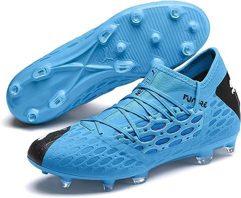 PUMA Men's Future 5.3 Netfit Fg/Ag Sneaker