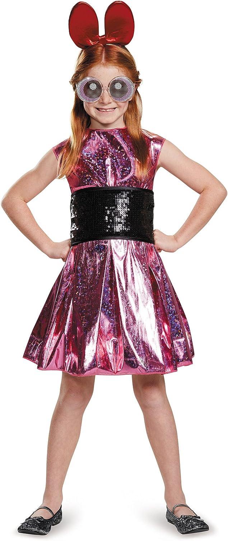 Bubbles CHILD Costume Size XL 14-16 NEW Powerpuff Girls