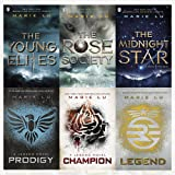 Marie Lu Collection Legend & Young Elites Series 6 Books Bundles (Champion,The Young Elites)