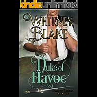 Duke of Havoc (Dukes of Destiny Book 1)