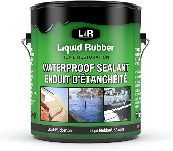 Liquid Rubber Waterproof Coating | Resincoat