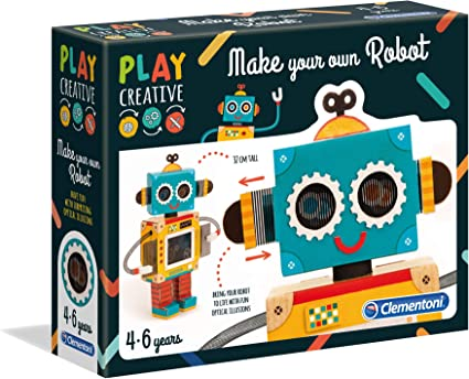 Amazon.com: Clementoni 15274 Clementoni-15274-Play Creative ...