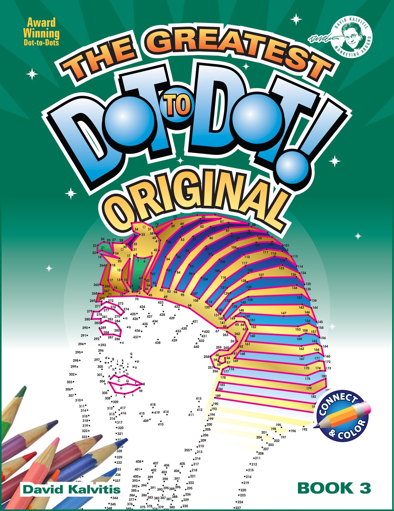 Greatest Dot Dot Book World product image