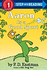 Aaron is a Good Sport (Step into Reading) Kindle Edition