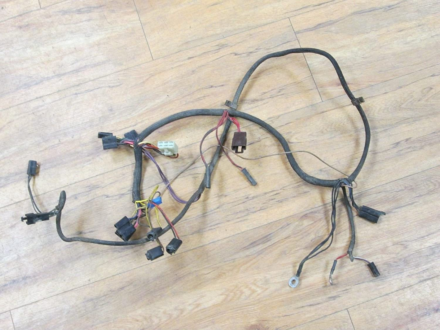 Amazon.com : JOHN DEERE MAIN WIRING HARNESS PART NO. AM103403 : Garden &  Outdoor