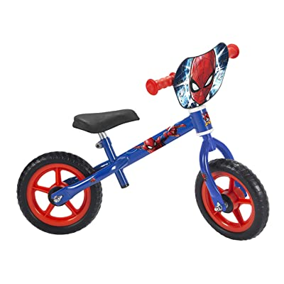 Toimsa 107 10-Inch Spiderman Rider Bike by Toimsa: Sports & Outdoors