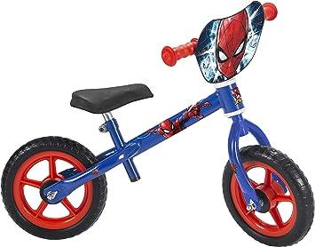 TOIMSA – Bicicleta sin Pedales para niños bajo Licencia Spiderman ...