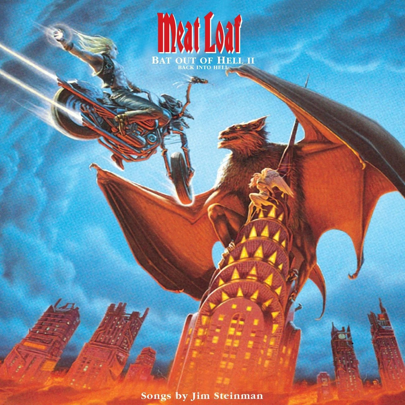 Bat Out Of Hell Vol. 2 - Back Into Hell - Meat Loaf: Amazon.de: Musik