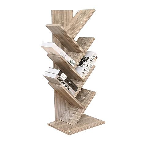 Amazon.com: Estuche para libro de árboles, Madera: Kitchen ...