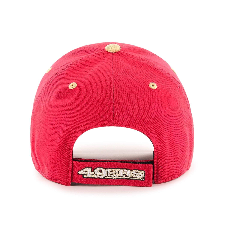 OTS NFL Adult Mens Blight All-Star Adjustable Hat Black One Size OTSBO Old  Time 70efbdf9d