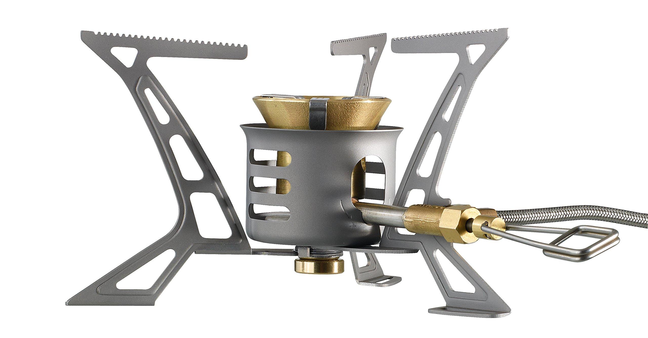 Primus OmniLite TI camping stove grey camping stove by Primus (Image #5)