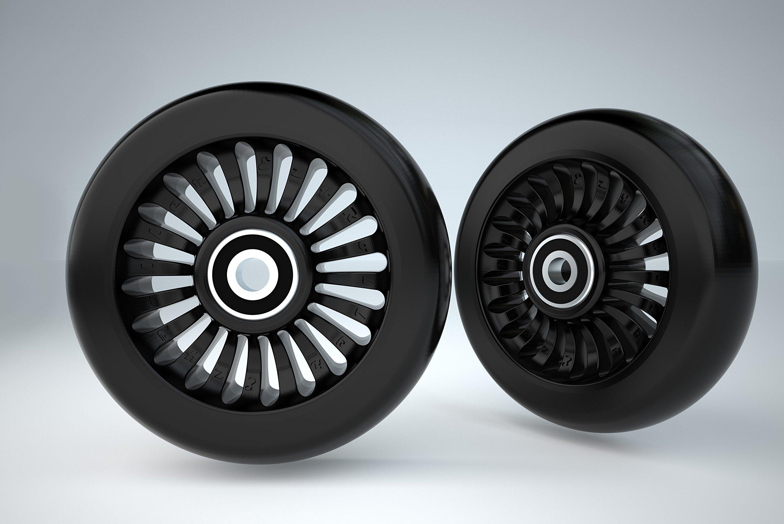 EzyRoller Replacements Wheels, Set of 2 by EzyRoller