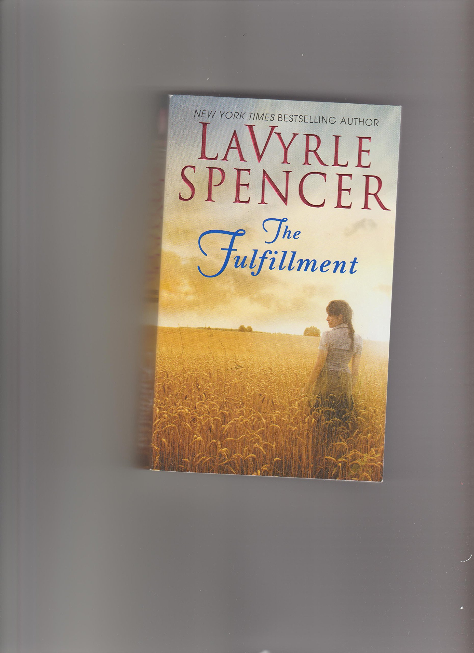 Fulfillment LaVyrle Spencer product image