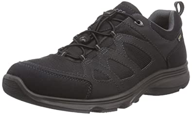 Ecco Light IV, Damen Outdoor Fitnessschuhe, Schwarz (BLACK51052), 40 EU (7 Damen UK)