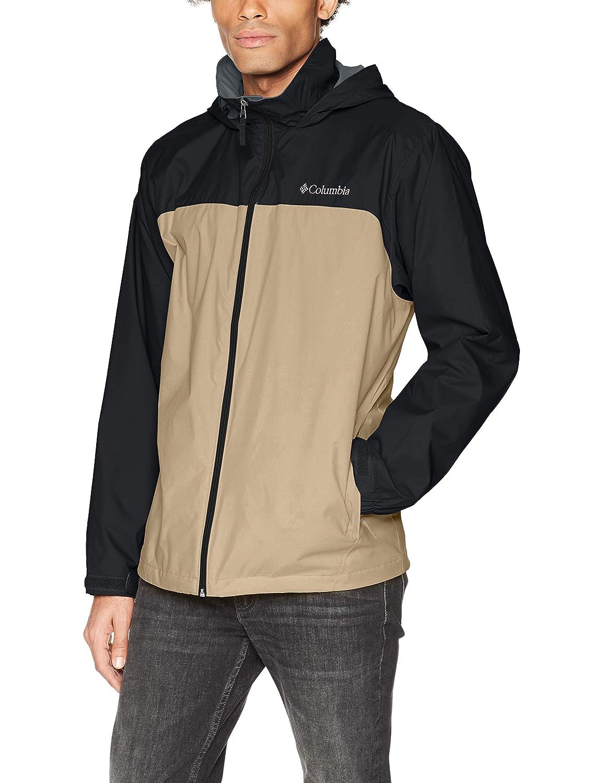 adf76e9d51a0 Amazon.com  Columbia Men s Glennaker Lake Lined Rain Jacket ...