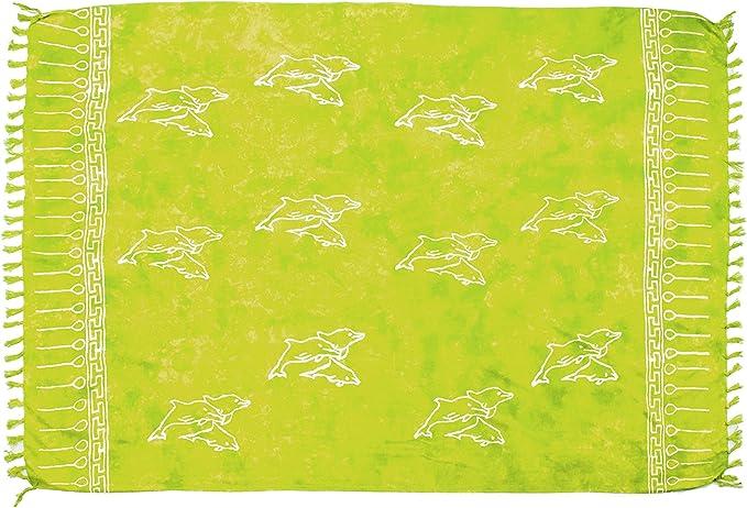 telo mare sarong con fibbia 175x115cm e 225x115cm XXL oversize MANUMAR pareo mare donna opaco Abito estivo Hippie sauna hamam lunghi bikini copricostume da spiaggia telo estivo 155x115cm