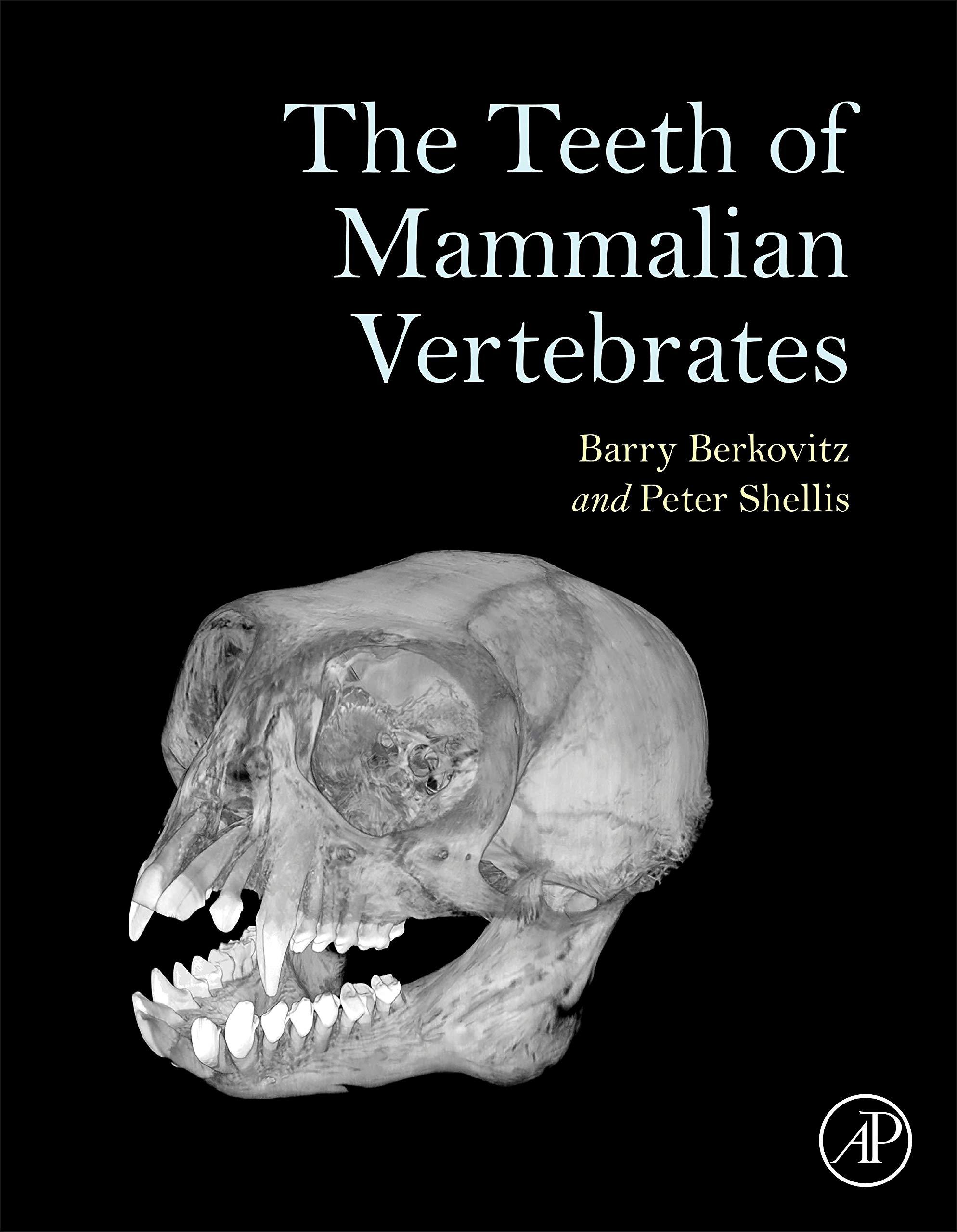 The Teeth Of Mammalian Vertebrates Amazon Barry K B Berkovitz