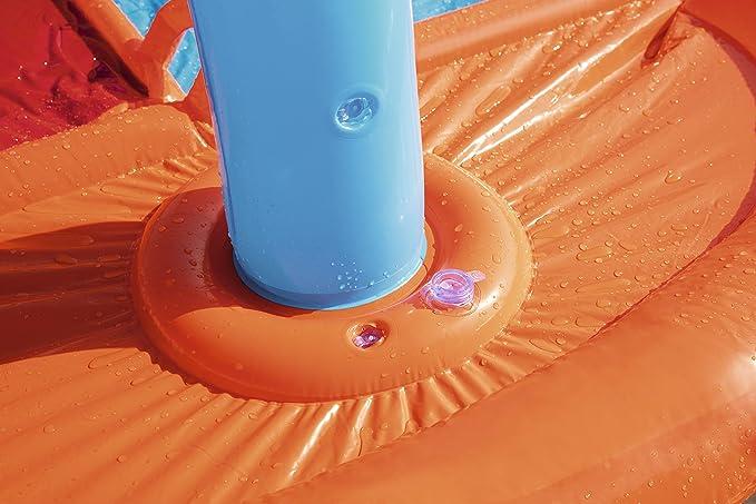 Pista Deslizante Hinchable Bestway H2O Go! DragStrip Doble ...
