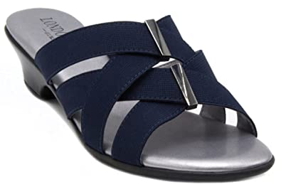 outlet low shipping fee choice online London Fog Neptune Women's ... Sandals visit online fHxRYxD2
